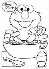 Sesame Street coloring page (022)