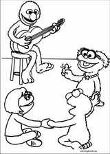 Sesame Street coloring page (047)