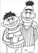 Sesame Street coloring page (070)