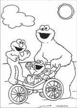 Sesame Street coloring page (082)