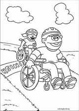 Sesame Street coloring page (086)
