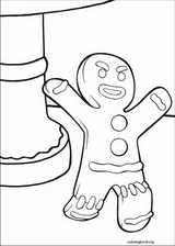 Shrek The Third coloring page (005)