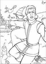 Shrek The Third coloring page (012)