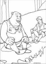 Shrek The Third coloring page (021)