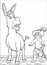 Shrek The Third coloring page (024)