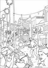 Shrek The Third coloring page (030)