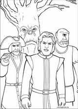 Shrek The Third coloring page (039)