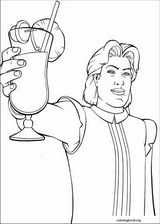Shrek The Third coloring page (040)