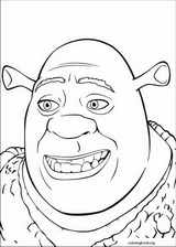 Shrek The Third coloring page (044)