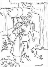 Sleeping Beauty coloring page (007)