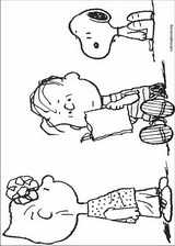 Snoopy coloring page (031)