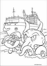 Super Friends coloring page (004)