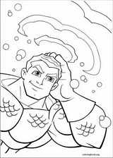 Super Friends coloring page (011)