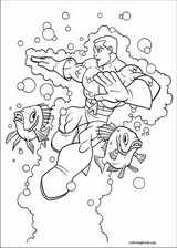 Super Friends coloring page (022)