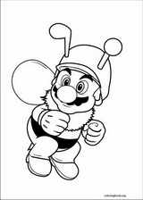 Super Mario Bros. coloring page (031)