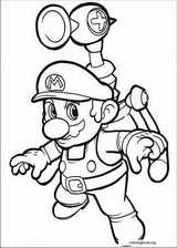 Super Mario Bros. coloring page (034)
