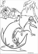 Surf's Up coloring page (007)