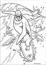 Surf's Up coloring page (021)