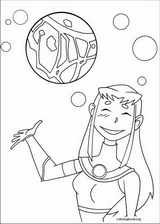 Teen Titans coloring page (021)