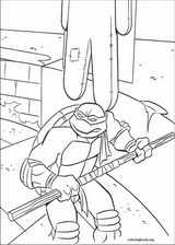 Teenage Mutant Ninja Turtles coloring page (002)