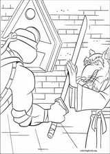 Teenage Mutant Ninja Turtles coloring page (017)