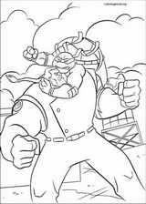 Teenage Mutant Ninja Turtles coloring page (037)