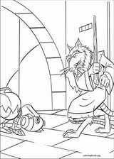 Teenage Mutant Ninja Turtles coloring page (045)