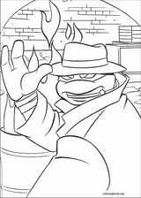 Teenage Mutant Ninja Turtles coloring page (046)