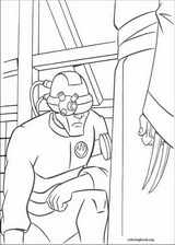 Teenage Mutant Ninja Turtles coloring page (047)