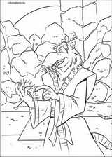 Teenage Mutant Ninja Turtles coloring page (061)
