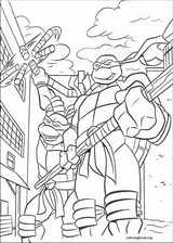 Teenage Mutant Ninja Turtles coloring page (062)