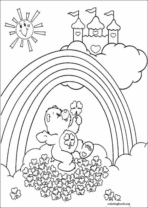 - The Care Bears Coloring Page (030) @ ColoringBook.org