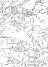 The Chronicles Of Narnia coloring page (001)