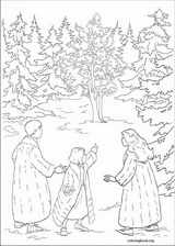 The Chronicles Of Narnia coloring page (009)