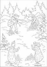 The Chronicles Of Narnia coloring page (013)