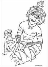The Croods coloring page (010)