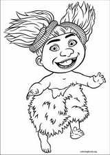 The Croods coloring page (013)