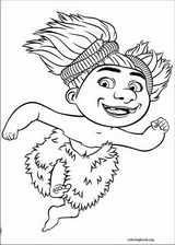 The Croods coloring page (018)
