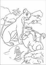 The Lion King coloring page (009)