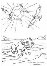 The Lion King coloring page (031)