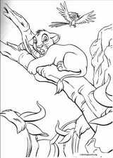 The Lion King coloring page (040)