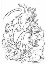 The Lion King coloring page (042)