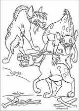 The Lion King coloring page (051)
