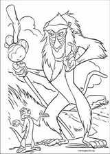 The Lion King coloring page (063)