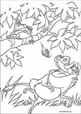 The Lion King coloring page (091)