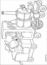 The Magic Roundabout coloring page (027)