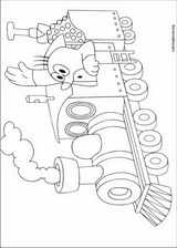 The Mole coloring page (012)
