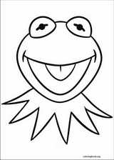 The Muppets coloring page (008)
