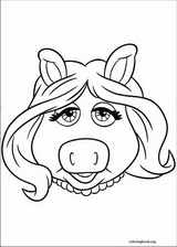 The Muppets coloring page (012)