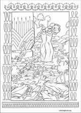 The Prince Of Egypt coloring page (005)